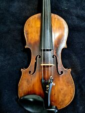 Sehr alte Geige  Meistervioline.Inschrift.Dietrich Kohnemann in harvum 1870