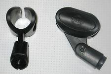 K&M 1 Pince micro diamètre 28 mm noir