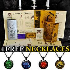 Harry Potter Personalised Gift Set, GRYFFINDOR SLYTHERIN RAVENCLAW HUFFLEPUFF