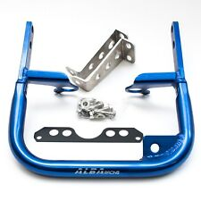 Yamaha YFZ 450  Grab Bar 04 thru 13  Rear Bumper  Alba Racing   Blue  199 T5 L