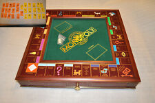 Unused Franklin Mint Monopoly Board, Few Bonus Extras, 1 issue Noted