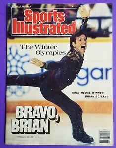 February 29, 1988 Sports Illustrated Brian Boitano Olympics Issue Magazine