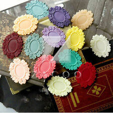 Unbranded Resin Jewellery Making Cabochons