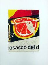 ROTELLA Mimmo (Catanzaro 1918 - Milano 2006), Cosacco del Don