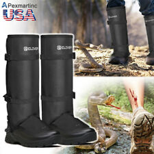 Snake Guard Leg Anti Bite Protection Gaiter Cover Outdoor Hiking Hunting Camping