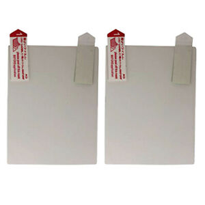 Screen protector for Game Boy Advance SP guard cover film - 2 pack   ZedLabz