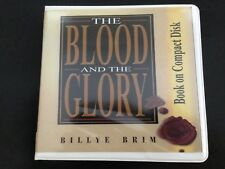 The Blood and the Glory Billye Brim 5 CD Book on Compact Disk Used Good