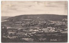 Somerset; Porlock, Panoramic View PPC, 1907 Local PMK by Frith
