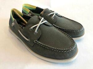 Sperry Top-Sider New Two-Eye Kick Down Boat Shoe Men's Shoe Size US 9