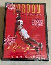 1996 UPPER DECK MICHAEL JORDAN COLLECTION NBA BASKETBALL CARD SET