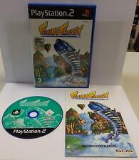 Console Gioco Game SONY Playstation 2 PSX2 PS2 PAL Pesca - FISHING FANTASY - 505