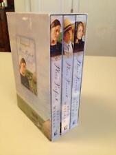 Daughters of the Promise Box Set 1-3 Plain Perfect Pursuit Promise Beth Wieman