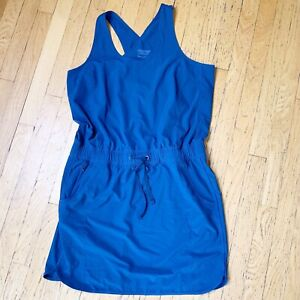 Patagonia Fleetwith Women's Size L Nylon Blend Casual Hiking Outdoor Short Dress
