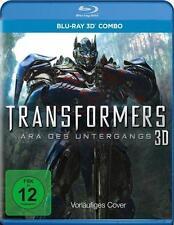 3D Edition Film DVDs & Blu-rays & Transformers