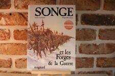 BD SONGE DE DIDIER CONVARD.