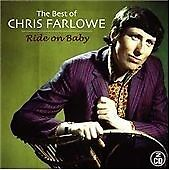 Chris Farlowe - Ride on Baby: The Best of... (2007)  CD  NEW/SEALED  SPEEDYPOST