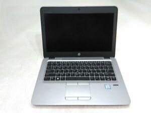 HP EliteBook 820 G4 Laptop Core i7-7500U 2.7GHz 4GB 0HD Boots No PSU