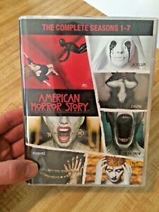 American Horror Story The Complete Seasons 1-7 Box Set Brand New Factory Sealed