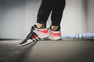 adidas EQT Support ADV Black Sneakers for Men for Sale ...