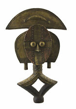Statue Kota Gardien Reliquaire Bwiti Mahongwe Gabon Art Premier Africain 16730