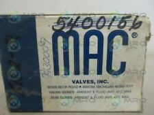 MAC 225B-511BAAA SOLENOID VALVE *NEW IN BOX*
