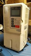 Yaskawa G7 Variable Frequency Drive 3 Phase