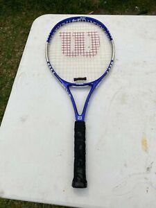Wilson Hammer H26 Volcanic Frame Technology Tennis Racquet