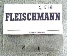 COPPIA DI CARBONCINI/MOLLE PER LOCOMOTIVE FLEISCHMANN ART 6518 VEDI DESCRIZIONE