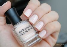 NEW! Deborah Lippmann SARAH SMILE Polish full size the city's sexiest pink sheer