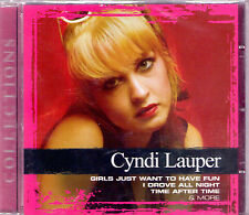 CD 10T CYNDI LAUPER COLLECTIONS BEST OF 2005 NEUF SCELLE SEALED