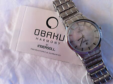 Obaku by Ingersol Ladies Watch RRP £120