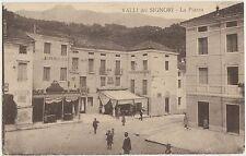 VALLI DEI SIGNORI - LA PIAZZA - VALLI DEL PASUBIO (VICENZA) 1916