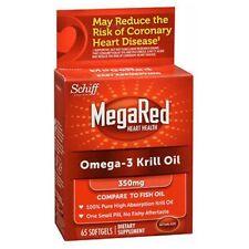 Schiff Megared Omega-3 Olio di Krill 60 Sgels 300 MG