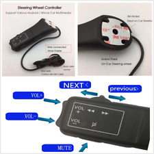 Car Auto Steering Wheel Controller Support Android / Wince Car Multimedia Player