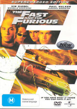 THE FAST AND THE FURIOUS (2001) (2001) [NEW DVD]