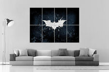 BATMAN DARK NIGHT COMICS Art Poster Great format A0 Wide Print