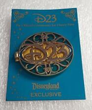 Disney DLR D23 Disneyland Resort Sleeping Beauty Castle Stained Glass 2011 Pin