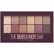 Maybelline Eyeshadow Palette, The Burgundy Bar