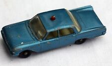 Matchbox Lesney  - No 55 Ford Fairlane Police Car