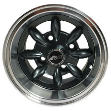 Set of 4 JBW Two Tone Minator Wheel 6 x 10 Rims For Classic Mini GBW6010X