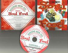 Cee Lo Green GOODIE MOB Soul Food CLEAN & REMIX & INSTRUMENTAL PROMO CD single