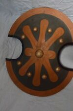 Greek Achilles / Alexanders Medieval Armour Legion Functional Wooden Shield SCA