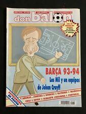 DON BALON 930 BARCELONA-REAL MADRID-ATLETICO MADRID-ALBACETE-OSASUNA-ETC