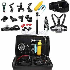 30in 1 Pole Chest movement Strap for GoPro Hero 2 3 4 Camera Accessories Set Kit