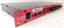 Rocktron Piranha USA High Voltage Tube preamp con Hush + GARANZIA