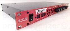 Rocktron Piranha USA High Voltage Tube Preamp  mit Hush + 1.5 Jahre Garantie