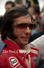 Emerson Fittipaldi McLaren F1 Portrait 1974 Photograph