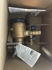 """Zurn Wilkins 12-720A Pressure Vacuum Breaker Assembly, 1/2"""""""