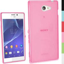 Étuis, housses et coques Bumper Pour Sony Xperia XA en silicone, caoutchouc, gel pour téléphone mobile et assistant personnel (PDA)