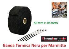 BTE100N - Banda Termica Nera 50mm/10m per Marmitte/Echappement moto Husqvarna